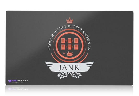 Playmat - Jank Life V2 Magic the Gathering - mtg