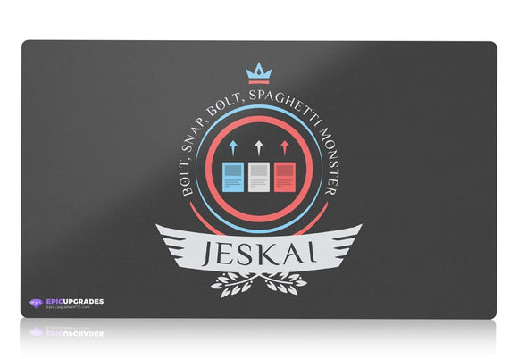 Playmat - Jeskai Life Magic the Gathering - epicupgrades