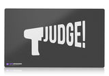 Playmat - JUDGE! Magic the Gathering - mtg