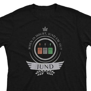 Jund Life - Magic the Gathering Unisex T-Shirt - epicupgrades