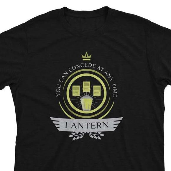 Lantern Life V1 - Magic the Gathering Unisex T-Shirt - epicupgrades