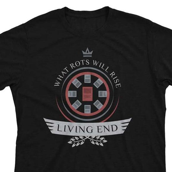 Living End Life - Magic the Gathering Unisex T-Shirt - epicupgrades