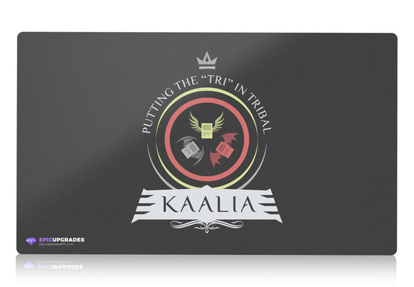 Playmat - Commander Kaalia Magic the Gathering - mtg