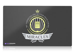 Playmat -  Miracles Life Magic the Gathering - epicupgrades