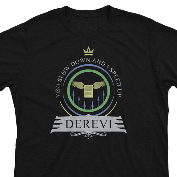 Commander Derevi - Magic the Gathering Unisex T-Shirt - epicupgrades