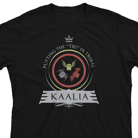 Commander Kaalia - Magic the Gathering Unisex T-Shirt - mtg