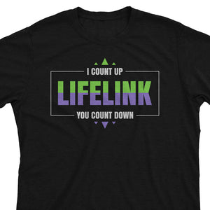 I Count Up You Count Down - Lifelink Magic the Gathering Unisex T-Shirt - mtg