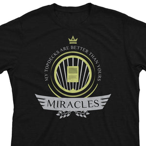 Miracles Life - Magic the Gathering Unisex T-Shirt - mtg