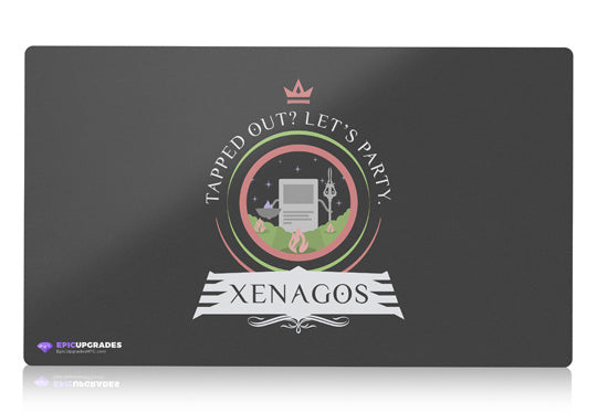 Playmat -  Commander Xenagos Magic the Gathering