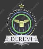 Commander Derevi - Magic the Gathering Unisex T-Shirt - mtg