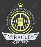 Miracles Life - Magic the Gathering Unisex T-Shirt - epicupgrades