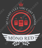 Mono Red Life - Magic the Gathering Unisex T-Shirt