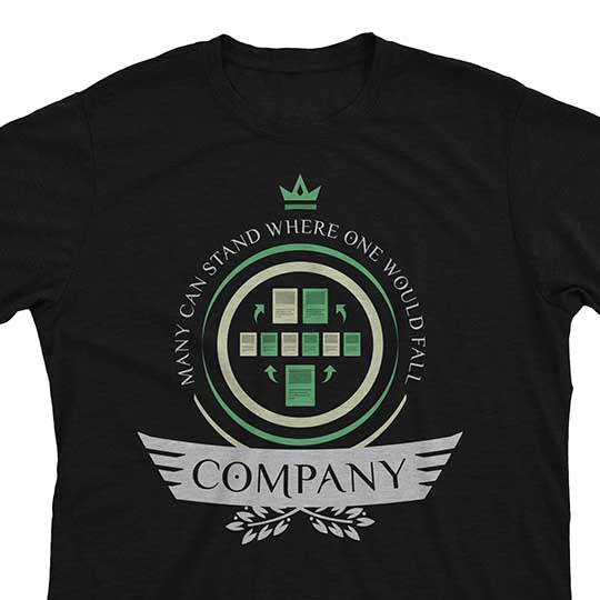 Collected Company Life V1 - Magic the Gathering Unisex T-Shirt - epicupgrades