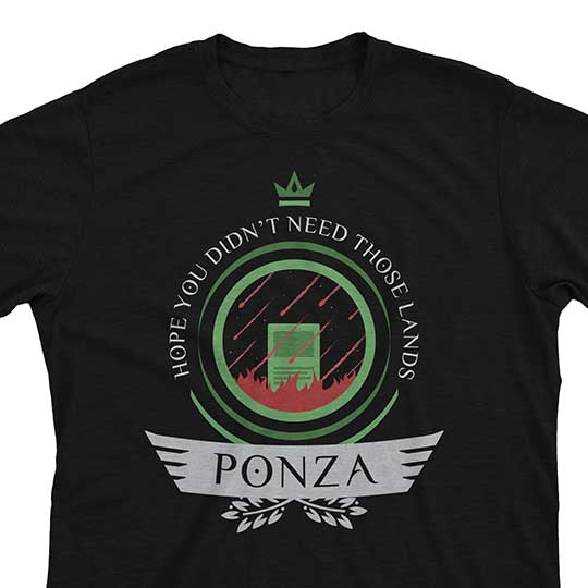 Ponza Life - Magic the Gathering Unisex T-Shirt - epicupgrades