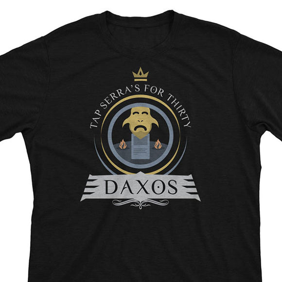Commander Daxos - Magic the Gathering Unisex T-Shirt
