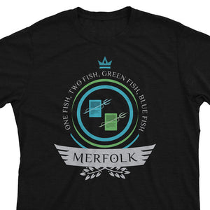 Merfolk Life (UG) - Magic the Gathering Unisex T-Shirt - epicupgrades