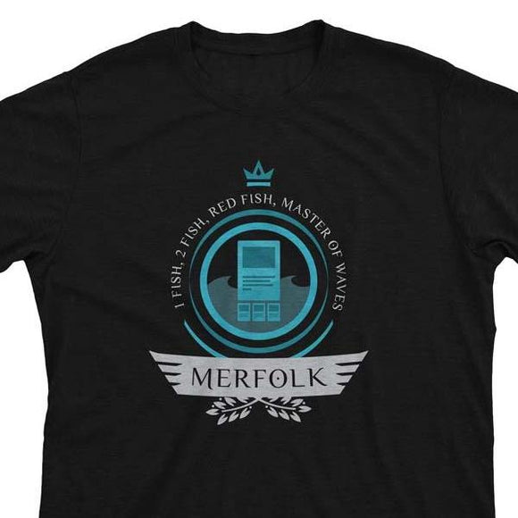 Merfolk Life V1 - Magic the Gathering Unisex T-Shirt - epicupgrades