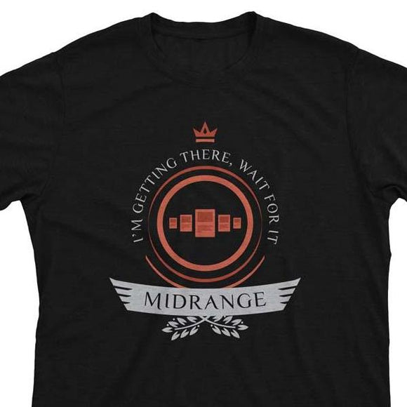 Midrange Life V1 - Magic the Gathering Unisex T-Shirt - epicupgrades