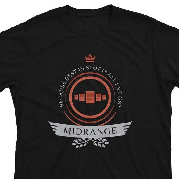 Midrange Life V2 - Magic the Gathering Unisex T-Shirt - epicupgrades