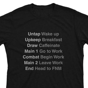 The Phases of Life - Magic the Gathering Unisex T-Shirt