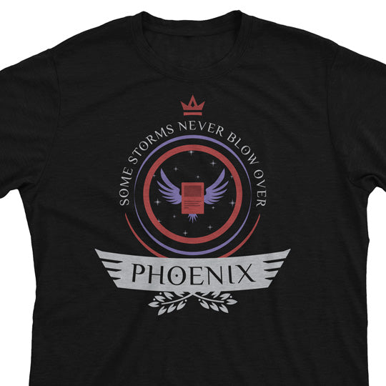 Phoenix Life - Magic the Gathering Unisex T-Shirt