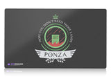 Playmat -  Ponza Life Magic the Gathering - epicupgrades