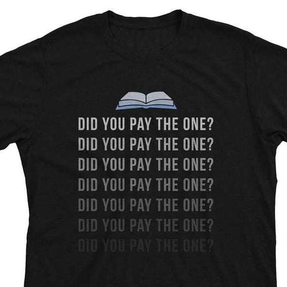 Rhystic Study - Did you Pay the One? Magic the Gathering Unisex T-Shirt - epicupgrades