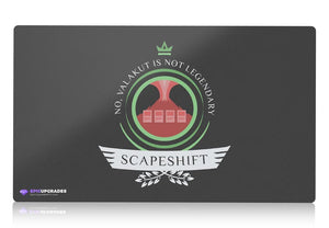 Playmat - Scapeshift Life V1 Magic the Gathering - mtg