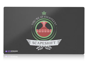 Playmat - Scapeshift Life V2 Magic the Gathering - mtg
