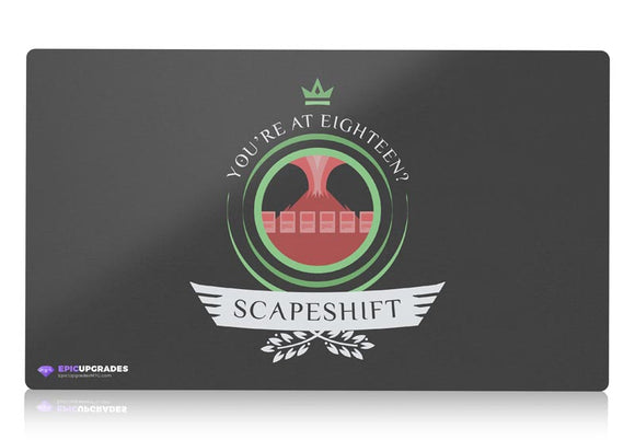 Playmat - Scapeshift Life V2 Magic the Gathering - epicupgrades