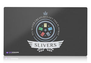 Playmat -  Slivers Life Magic the Gathering - mtg