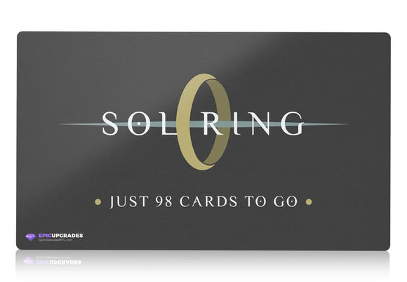 Playmat - Sol Ring Magic the Gathering - epicupgrades
