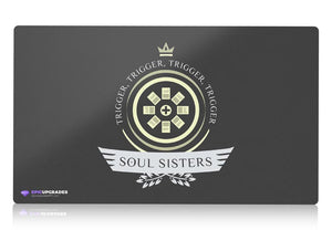 Playmat - Soul Sisters V1 Magic the Gathering - mtg