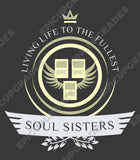 Playmat - Soul Sisters Life V2 Magic the Gathering