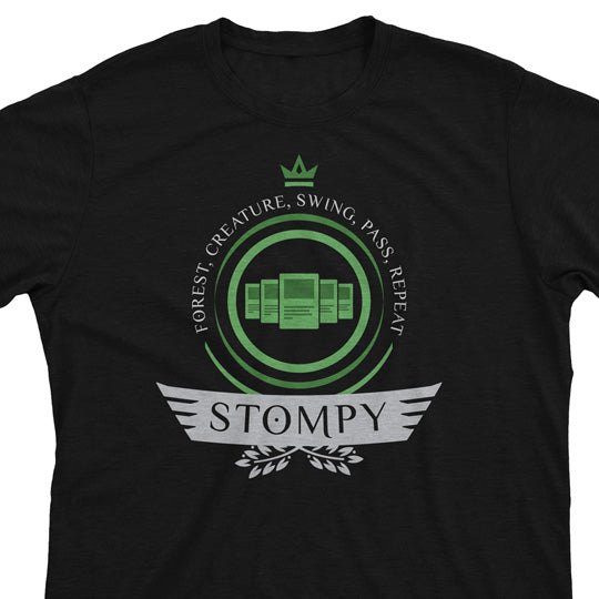 Stompy Life - Magic the Gathering Unisex T-Shirt