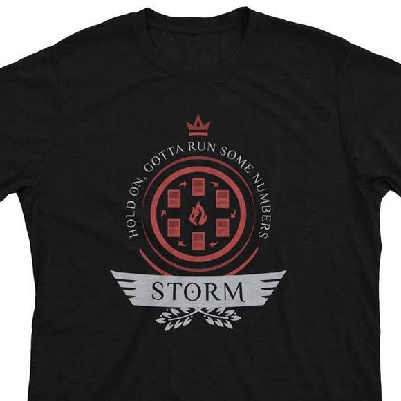 Storm Life V2 - Magic the Gathering Unisex T-Shirt - epicupgrades