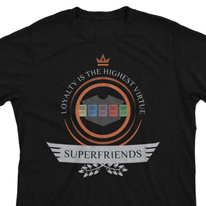 Superfriends Life - Magic the Gathering Unisex T-Shirt - mtg