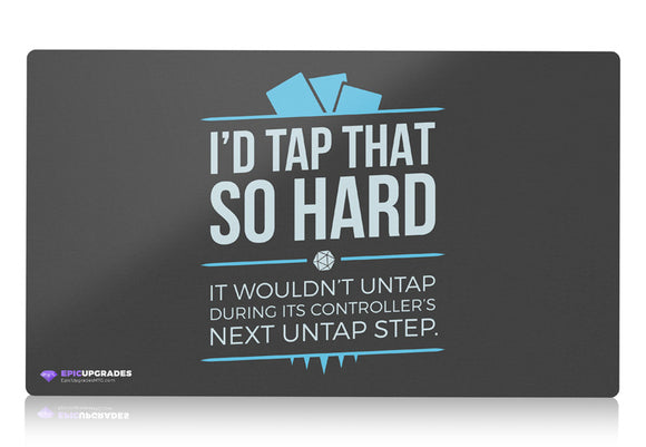 Playmat - Tap That Magic the Gathering - epicupgrades