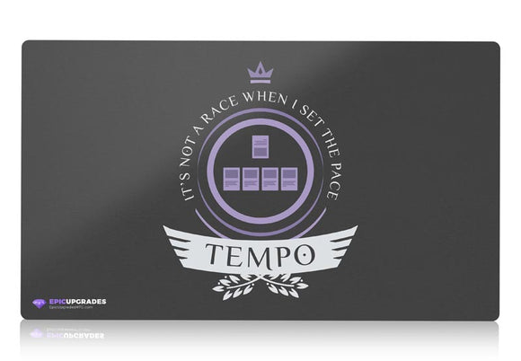 Playmat - Tempo Life Magic the Gathering - mtg