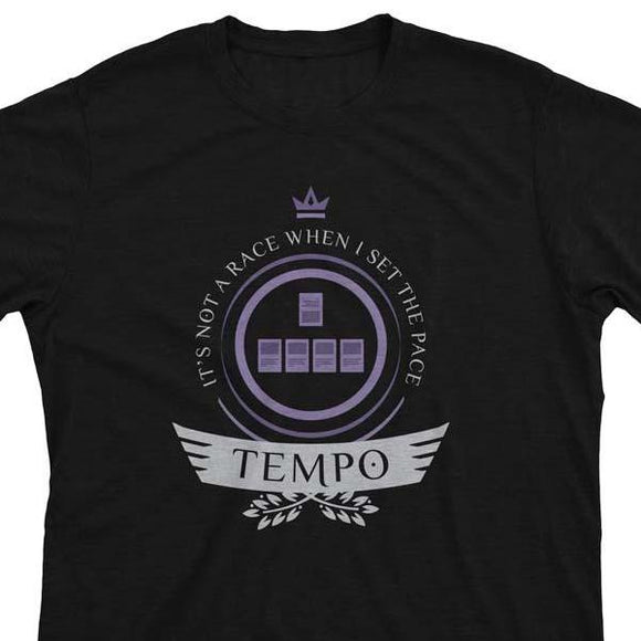 Tempo Life - Magic the Gathering Unisex T-Shirt