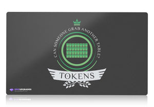 Playmat - Tokens Life Magic the Gathering - mtg