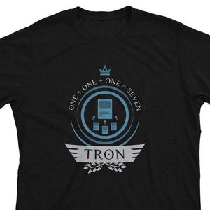 Tron Life V1 (Blue Version) - Magic the Gathering Unisex T-Shirt - epicupgrades