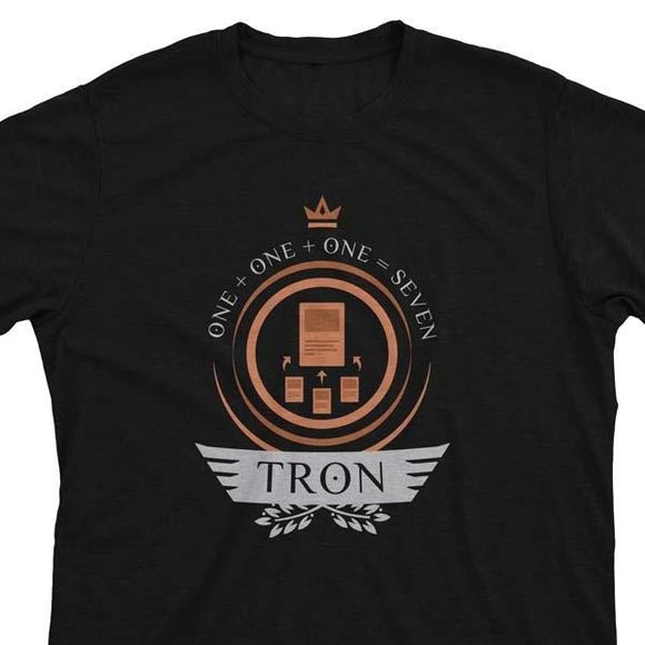 Tron Life V1 - Magic the Gathering Unisex T-Shirt - epicupgrades