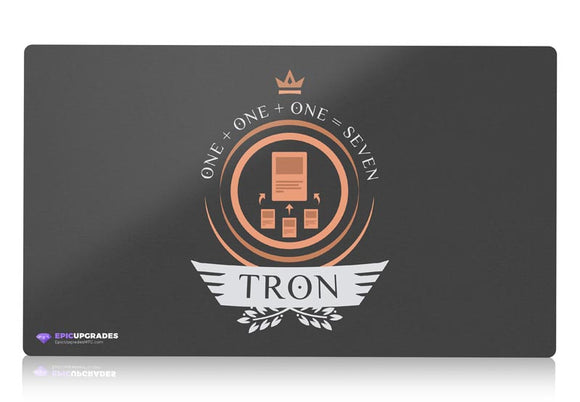 Playmat - Tron Life V1 Magic the Gathering - epicupgrades