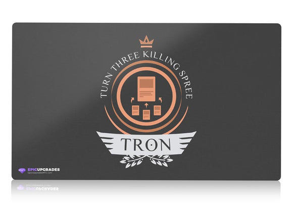 Playmat - Tron Life V2 Magic the Gathering - epicupgrades