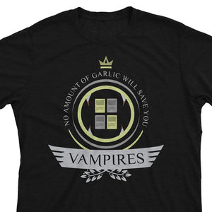 Vampires Life - Magic the Gathering Unisex T-Shirt - mtg
