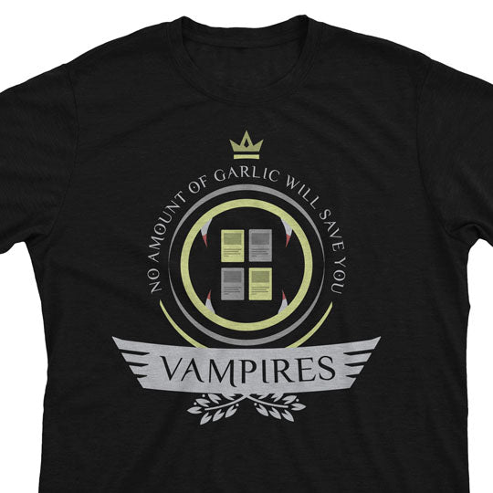 Vampires Life - Magic the Gathering Unisex T-Shirt - epicupgrades