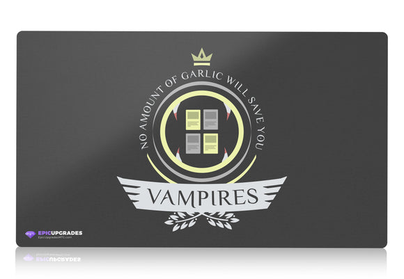 Playmat - Vampires Life Magic the Gathering - epicupgrades