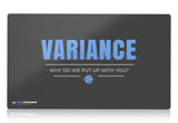 Playmat - Variance Magic the Gathering - mtg