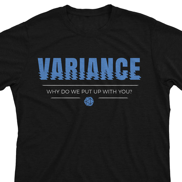 Variance - Magic the Gathering Unisex T-Shirt - mtg